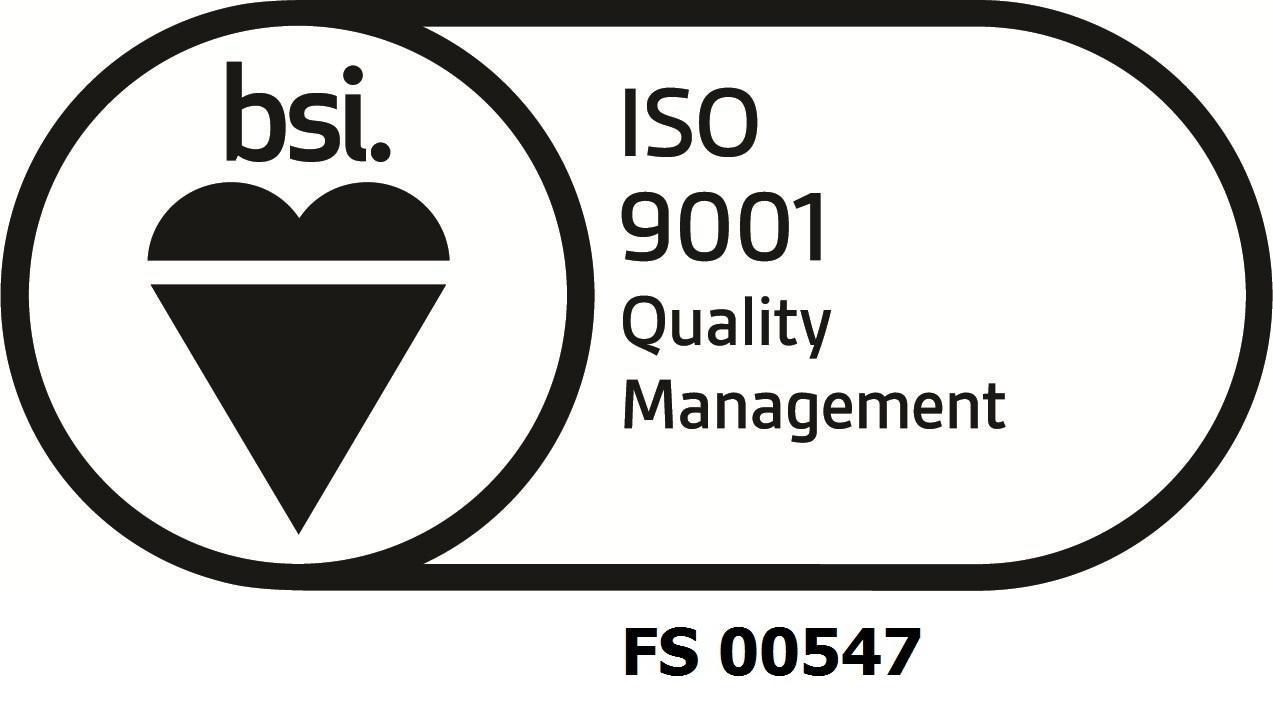 ISO 9001 Registered and Audited Company